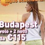Volo + Albergo in tutta Europa da € 116