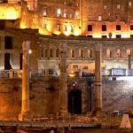 Roma: i Mercati di Traiano si animano