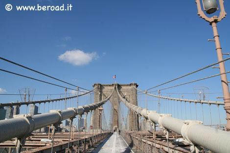 Ponte di Brooklyn - NY
