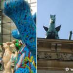 Autunno a Berlino per festeggiare la caduta del muro
