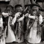 Le befane scacciaguai di Piazza Navona