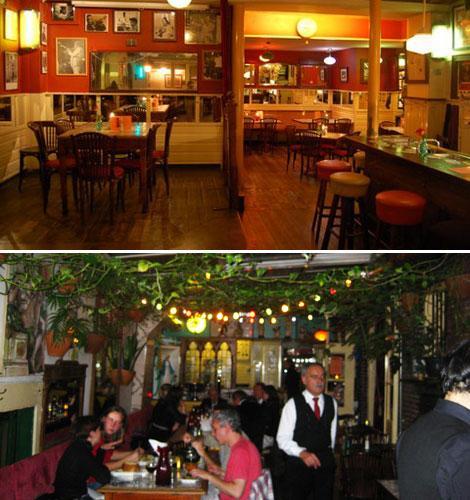 Dove mangiare ad amsterdam ristorante kapitein zeppos for Amsterdam mangiare