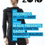 Capodanno 2010 al Cocoricò di Riccione