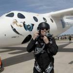 Viaggio nello spazio con Virgin Galactic