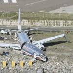 Foto incidente aereo in Giamaica