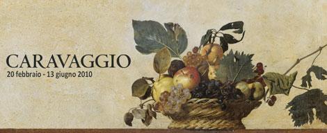 Caravaggio: la mostra delle Scuderie del Quirinale a Roma, canestra di frutta