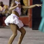 Carnevale di Rio: la bimba di 7 anni sfilerà