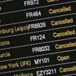 Lufthansa in sciopero: voli cancellati