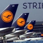 Sciopero Lufthansa dal 13 Aprile