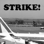 Sciopero Alitalia e Meridiana