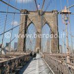 I lucchetti di Moccia sul ponte di Brooklyn
