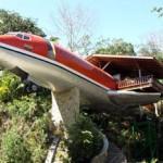 In Costa Rica la suite è su un aereo