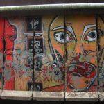 Il muro di Berlino a New York