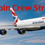 La British Airways ancora in sciopero
