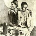 Pablo Picasso sbarca a Otranto