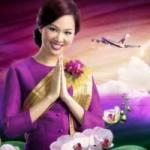 Gli sconti della Thai Airways