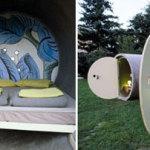 Dormire in un tubo di cemento: il Parkhotel