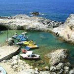 Foto scattate sull'isola di Ponza