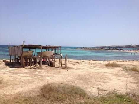Formentera sconti pacchetti volo hotel tra maggio e giugno - Formentera maggio bagno ...