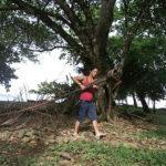 Toti e Silvia ci portano al Parco Nazionale Marino Ballena (Costa Rica)