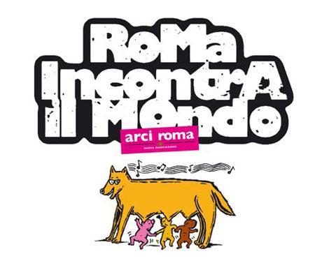 logo di Roma incontra il mondo
