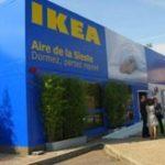 Dormire all'Ikea? In Francia si può