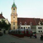 Bratislava: tra aeroporto e stazione