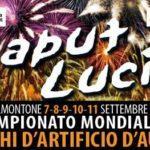 Spettacolo di luci a Valmontone con il campionato mondiale di fuochi d'artificio