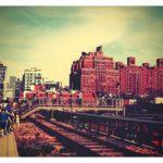 High Line Park: il verde sopra New York