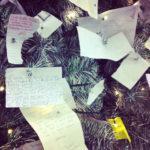 Le lettere a Babbo Natale della stazione Termini di Roma