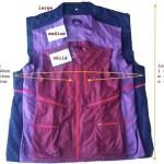 Bagaglio a mano nei voli low cost: 10 chili in più con la giacca Rufus Roo