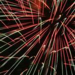Colorati fuochi d'artificio per augurarvi un BUON 2012