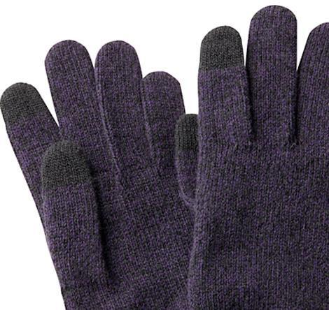 guanti touchscreen muji