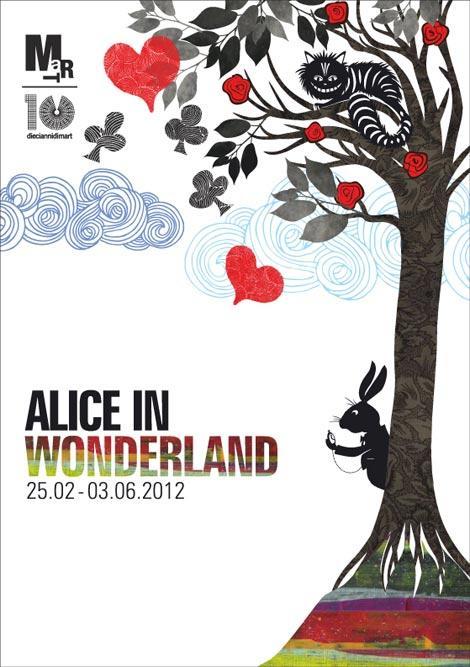 Locandina Alice in Wonderland
