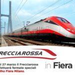 Come raggiungere Rho Fiera Milano con Frecciarossa
