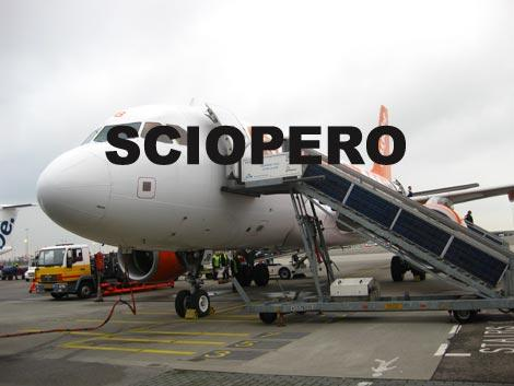 scipero voli