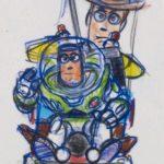 La mostra della Pixar a Mantova fino al 10 giugno 2012