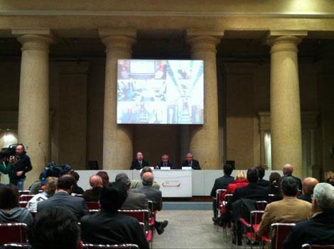 conferenza stampa di italo sui prezzi dei biglietti