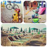 Il primo weekend al mare: Cesenatico