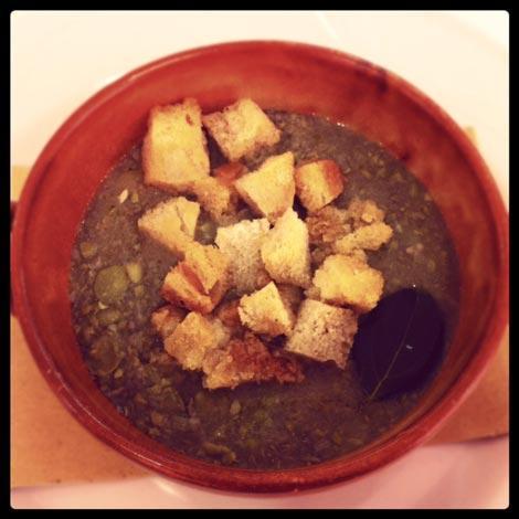 zuppa di fave
