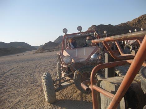 dune buggy o go kart