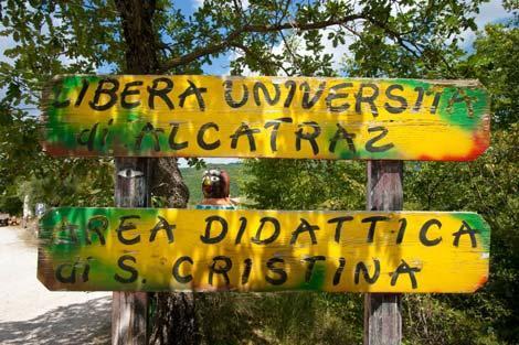 libera università di alcatraz