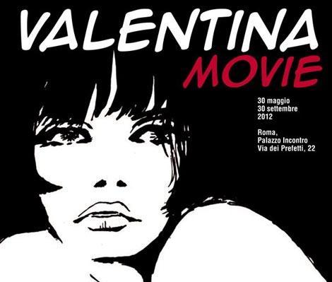 Valentina Crepax mostra a Roma