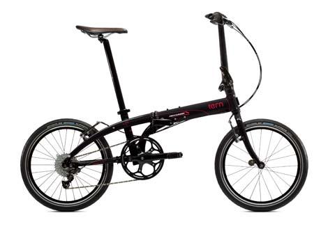 tern bicicletta pieghevole
