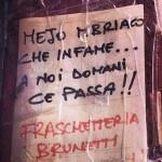 Fraschetteria Brunetti a Roma: porchetta e tradizione in pieno centro