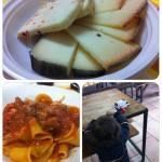 Pranzo in Fraschetta: Osteria Dar Vignarolo
