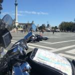 Viaggio in moto dall'Italia al Faaker See European Bike Week