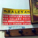 """""""La Balena"""" a Cagliari: ristorante spartano con pesce freschissimo"""