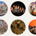A Roma i 100 presepi di piazza del Popolo fino al 6 Gennaio 2014