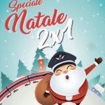 Offerte Trenitalia: biglietti 2×1 durante le vacanze di Natale